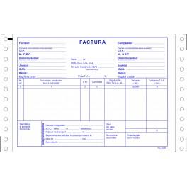 Facturi, modul continuu A5, 3 ex/set, 1500 seturi/cutie